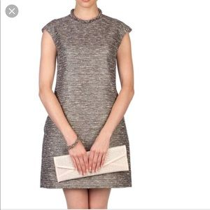 Ted Baker BELIBA Metallic Shift Dress